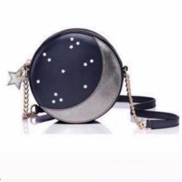 kate spade Handbags - 🔥TONIGHT ONLY🔥 Kate Spade Moon/Stars Mini Purse